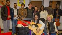 Cork-based asylum seeker band to go on tour of direct provision centres