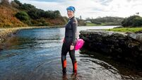 Dive in: How wild swimming became Siobhán Cronin's new religion