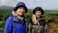 Mary McAleese is walking tall across Ireland in new TV show