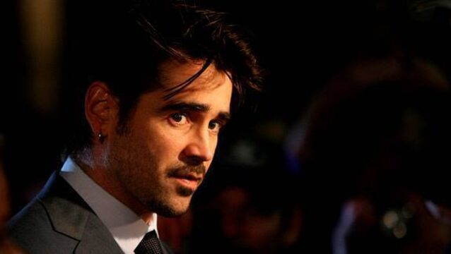 Colin Farrell to play the Penguin in new Batman movie