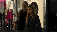 Sarah Jessica Parker and Matthew Broderick spotted in Dublin