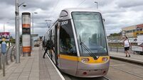 House-buyers pay extra €129k to live near Luas or Dart stop