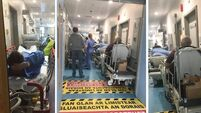 'Our citizens deserve better' - Number of patients on trolleys hits year high