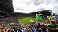 Mass times changed to avoid football clash as Kerry fans pray for All-Ireland success