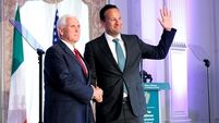 Pence tries to humiliate us on Brexit prior to Johnson visit