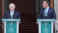 Boris rules out border checks; Taoiseach says pair have 'much to discuss'