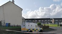 Derry homes evacuated as suspicious object found in searches for bomb-making material