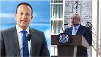 Boris Johnson 'ready to find ways forward' in Brexit talks with Taoiseach Leo Varadkar