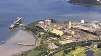 Masterplan unveiled for multi-million euro redevelopment at Cork harbour