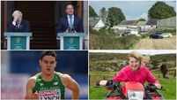 Evening Round-up: Varadkar meets Johnson; Body found in Cork; Tributes to Irish athlete