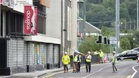 Shopping centre to be partially demolished after car park blaze