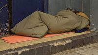 Homelessness charities see demand hit high