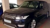 Ireland's top heroin boss has luxurious Range Rover seized by Criminal Assets Bureau