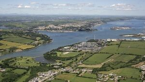 Project aimed at tackling sewage discharge into Cork harbour takes major step forward