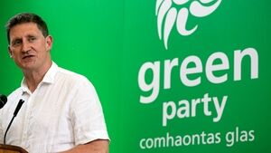 We must deliver on 'Green Wave', Eamon Ryan says