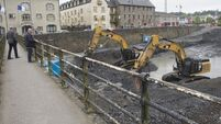 Fears major sewerage and flood projects are driving businesses out of West Cork town