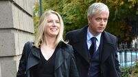 Former Miss Ireland Pamela Flood and her husband may face jail for failing to leave €900k home
