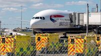 Flight attendants assessed by paramedics after plane makes emergency landing at Shannon