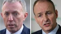 Micheál Martin forced to rebuke his own TD after controversial Brexit tweet