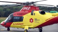 Air ambulance service finally gets off the ground