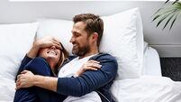 Sex File: 'Boyfriend smiling during sex off-putting'