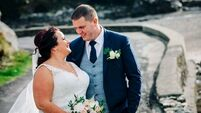 Wedding of the Week: Dancing buachaill steals the show