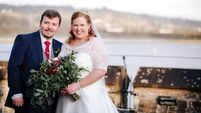 Wedding of the Week: Passion for Harry Potter cast spell on Cork couple
