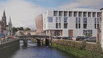 Cork Event Centre developer submits project redesign