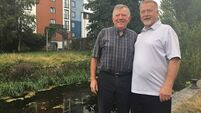 Watch: Limerick man and US tourist he saved from drowning in 1960s reunited for first time