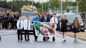 Funeral for Limerick boxer Kevin Sheehy takes place today