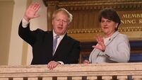 DUP praises 'committed Unionist' Johnson as other NI parties express concern