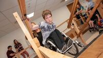 Kids in Cork complete first wheelchair skills and training course of its kind