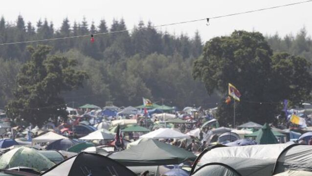 Gardaí seize range of drugs within minutes of Electric Picnic opening