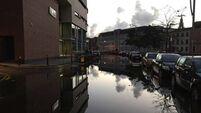 City quays flood warning for Cork due to high tides this evening and tomorrow