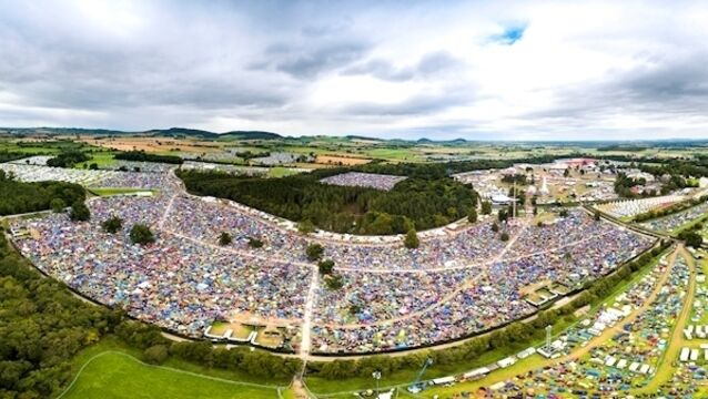 Gardaí seize drugs 'within minutes' of gates opening at Electric Picnic