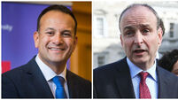 Watch: Taoiseach apologises for comparing Michéal Martin to sinning priest