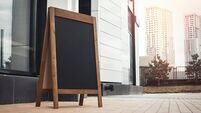 Sandwich board licence to cost €630 a year