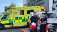 Cork doctor completes Ireland's first pre-hospital blood transfusion to critically ill patient