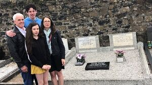 Family's relief as Aer Lingus return parents' ashes lost on flight to Dublin hours before service