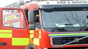 One injured in Co Wicklow fire