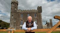 Labour of love to restore former family castle