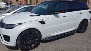 Man arrested following CAB seizure of €53k and Range Rover in Kildare