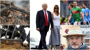 Evening Round-up: G7 summit; Amazon fires; Andy Moran retires