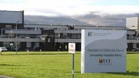 Inspection found privacy issues at critical level at Kerry hospital's psychiatric unit