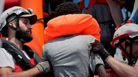Ireland to take in migrants stranded on Mediterranean rescue ship