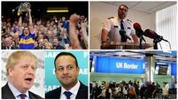 Evening Round-up: Taoiseach and Boris Johnson phonecall; Tipperary homecoming
