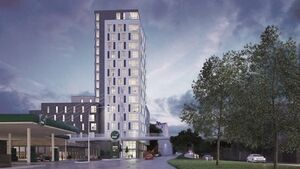 High hopes as plans for latest Cork tower lodged