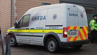 Man accused of defecating in garda van and cell after alleged attack on two officers