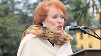 Maureen O'Hara statue is almost complete in Co Cork village