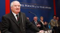 Funeral for Mossie Keane, Roy Keane's father, to be held on Saturday
